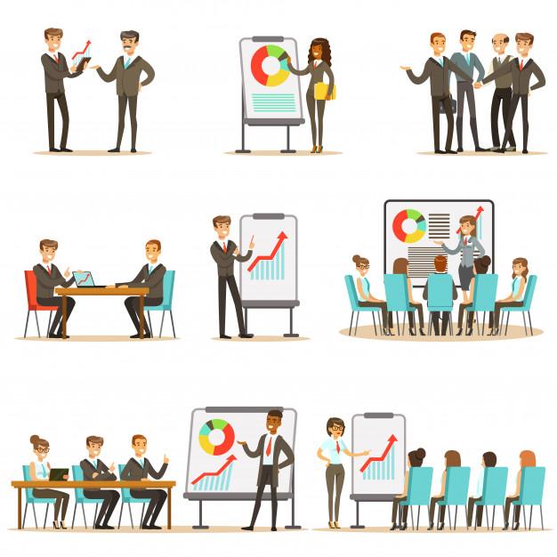 Association Collectif Yes digital vous aide les petites entreprises  à créer de la valeur sur Internet
